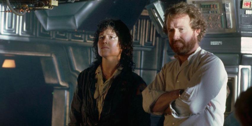 Sigourney Weaver Ridley Scott Alien
