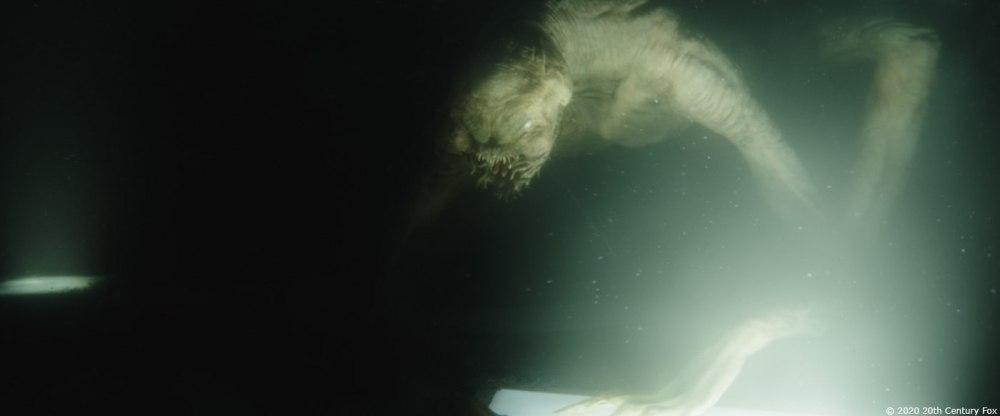 Mostri subacquei di Underwater