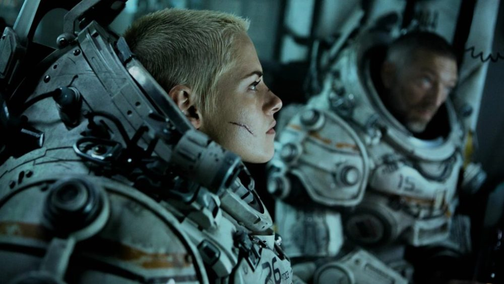 Vincent Cassel e Kristen Stewart Underwater