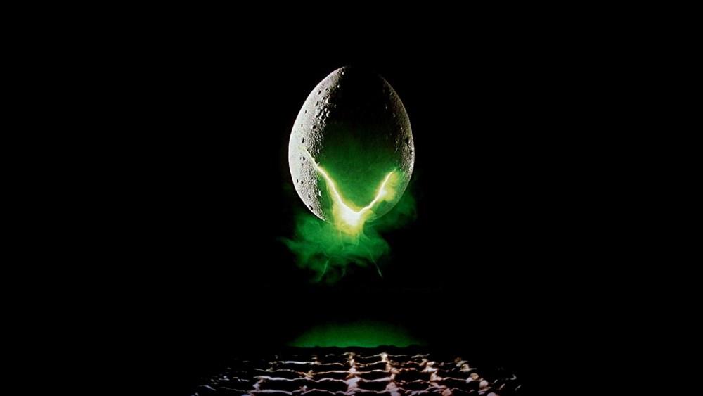 Alien poster originale del film