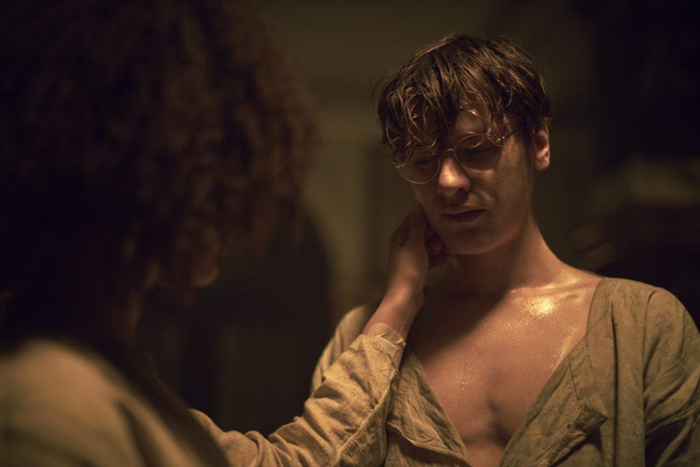 Scena della serie Ares su Netflix