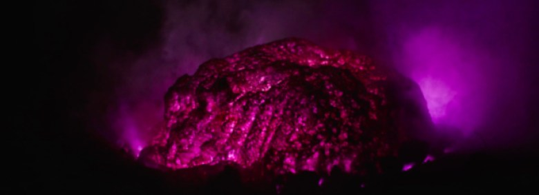 Meteorite di Color out of Space