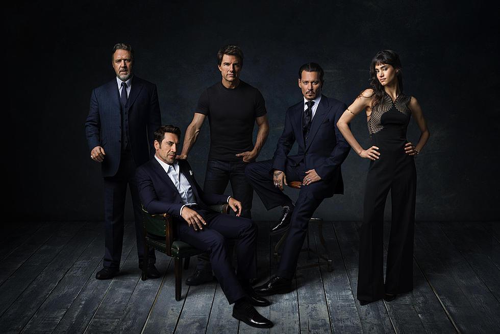 Protagonisti Dark Universe attori
