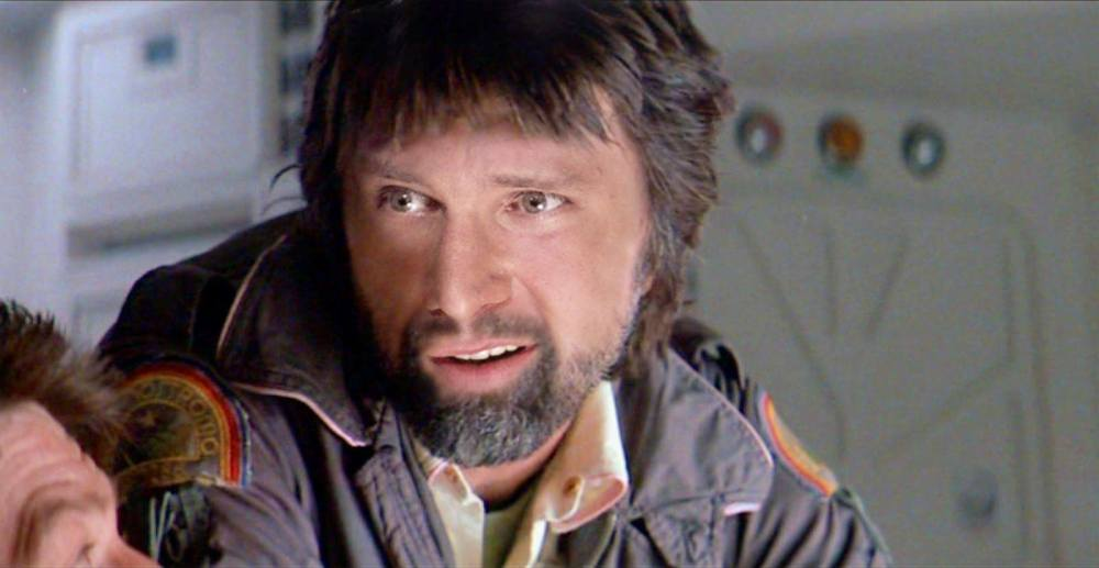 Harrison Ford come Dallas in Alien