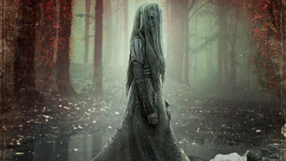Poster del film La Llorona