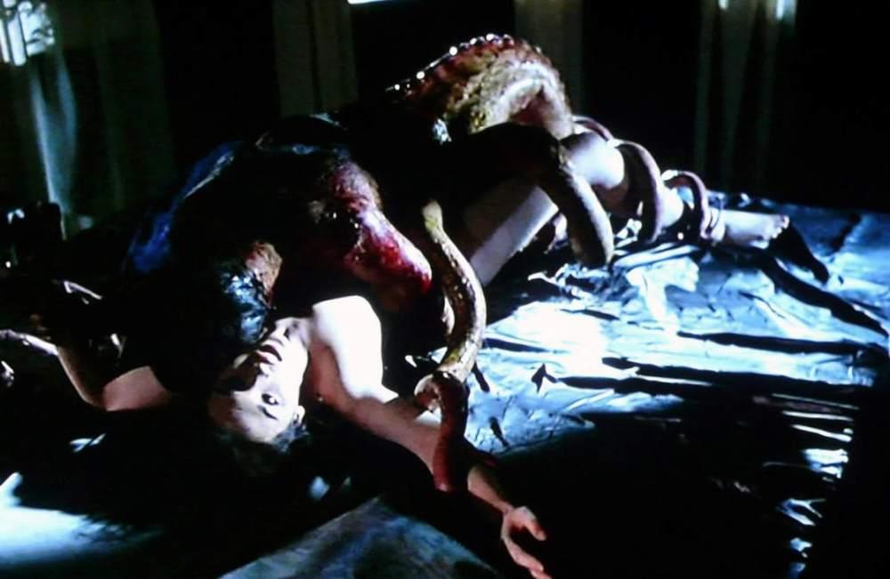 Possession 1981 scena di sesso col mostro