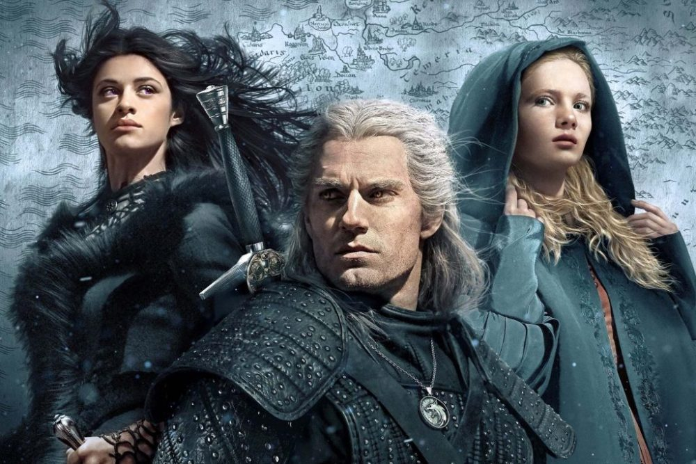 the witcher netflix protagonisti