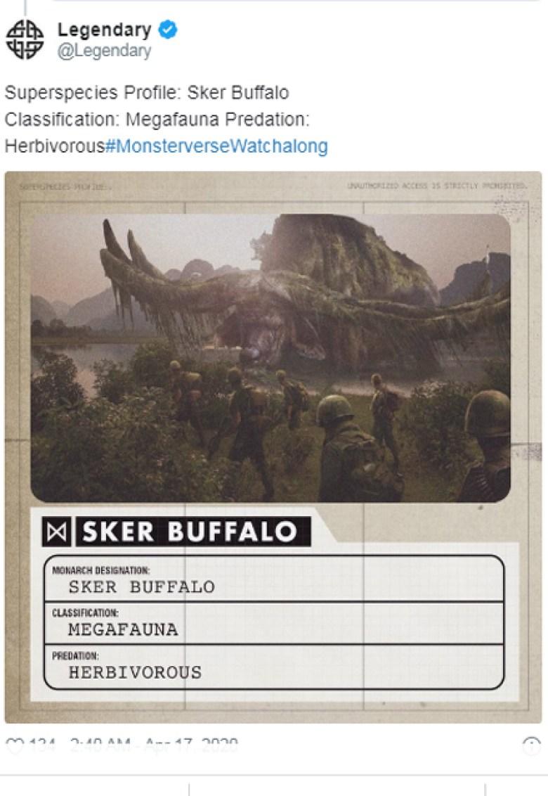 buffalo kong