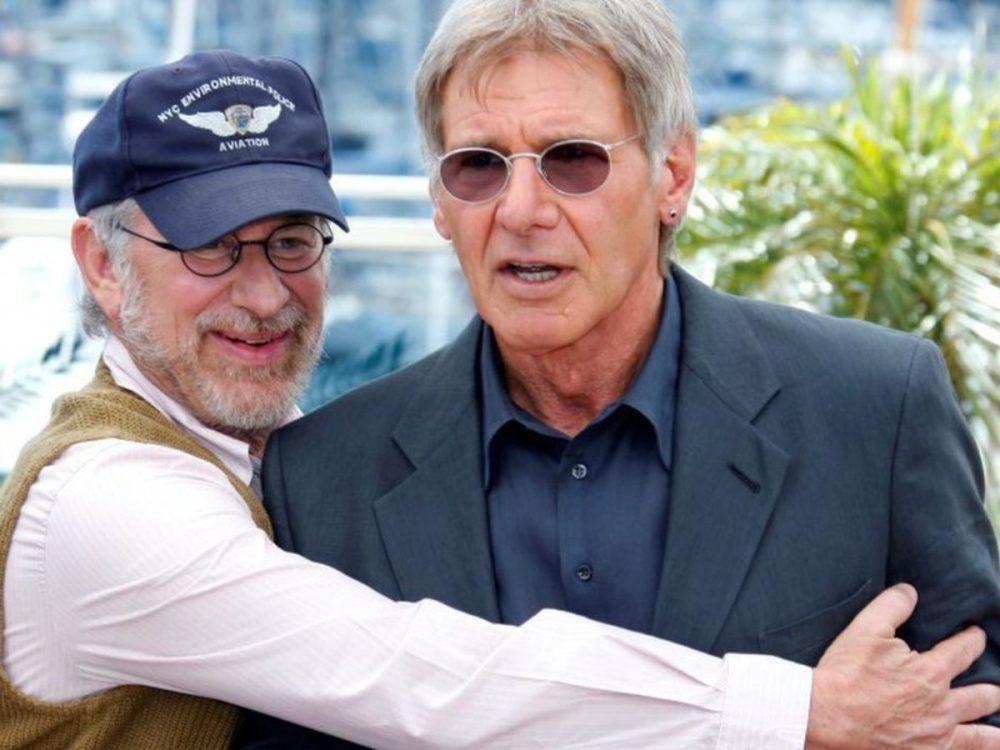 Indiana Jones 5 Steven Spielberg e Harrison Ford