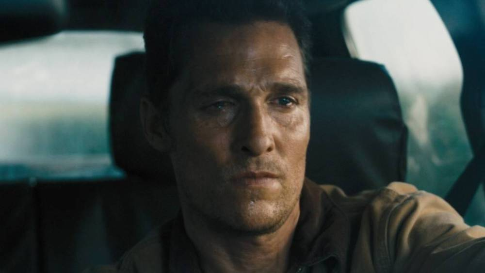 Interstellar Cooper teaser trailer
