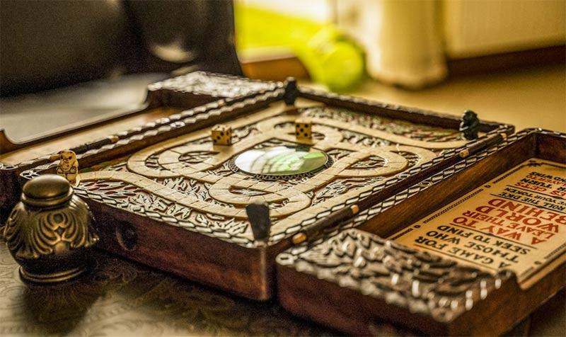 Jumanji gioco da tavolo