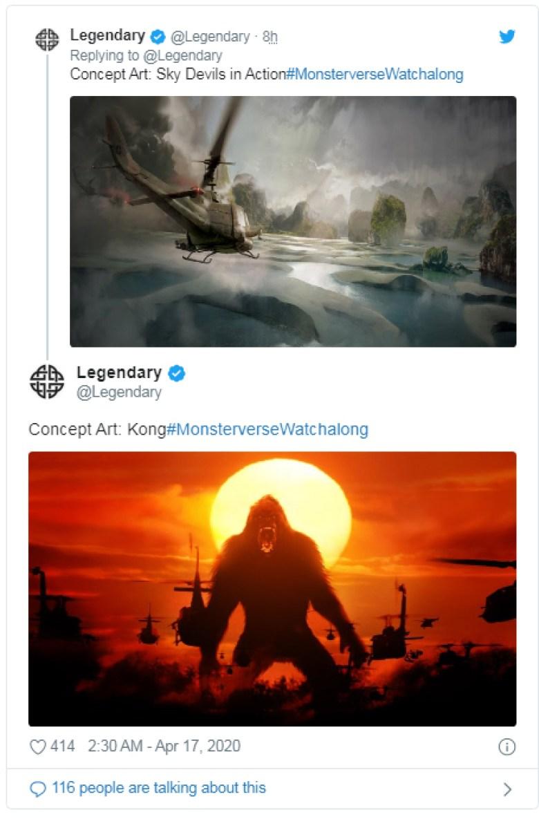 kong 70 apocalypse now concept art