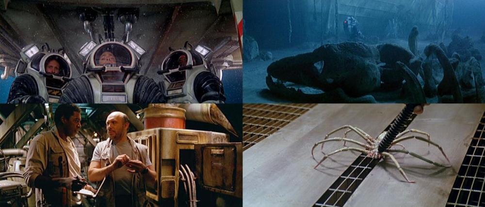 Leviathan somiglianze evidenti con Alien