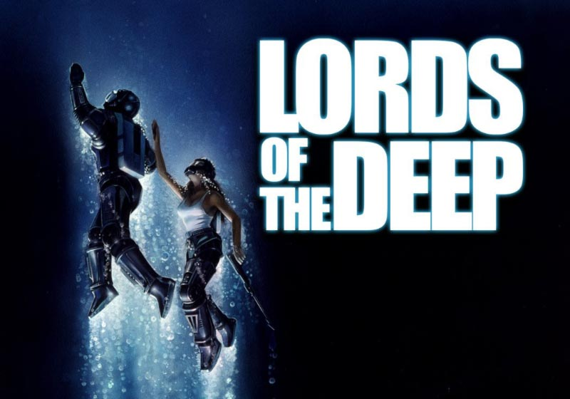 Lords of the Deep poster