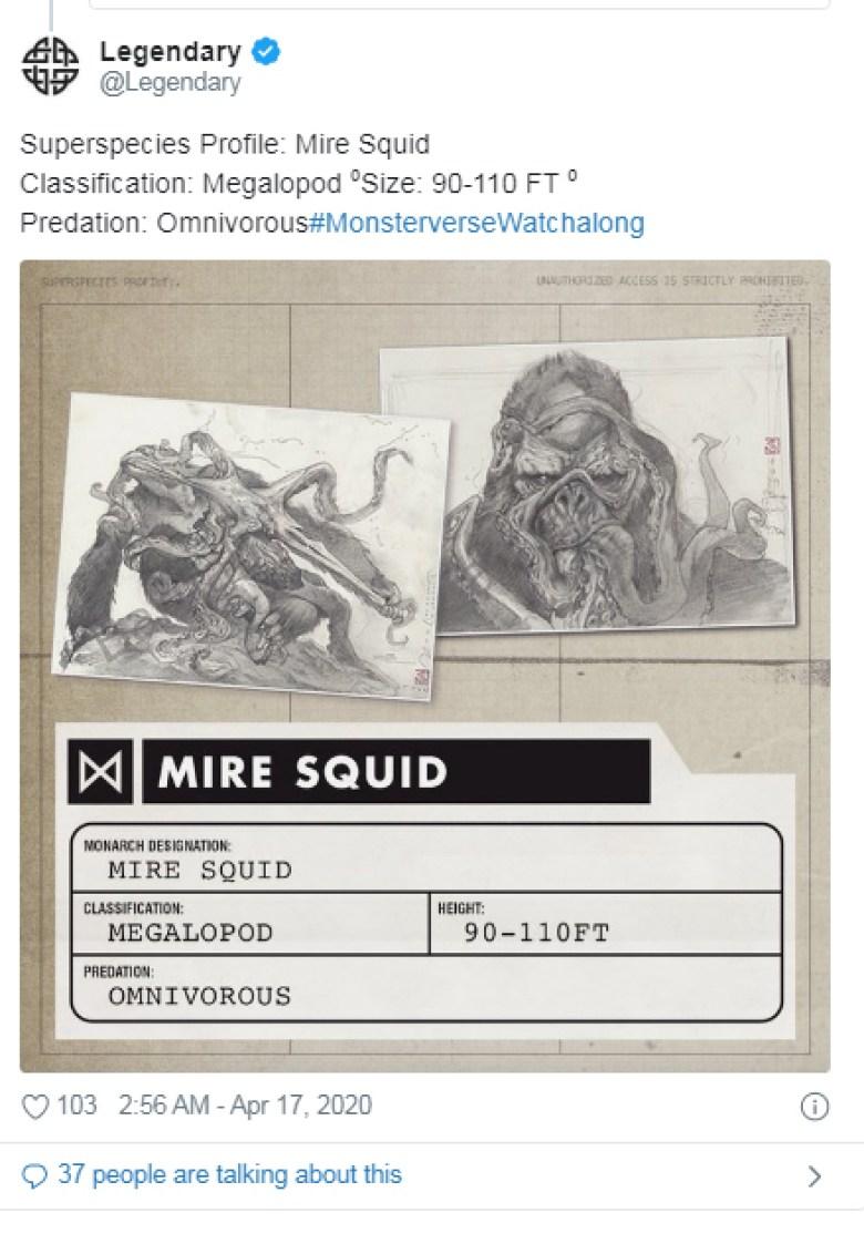 mire squid polpo kong