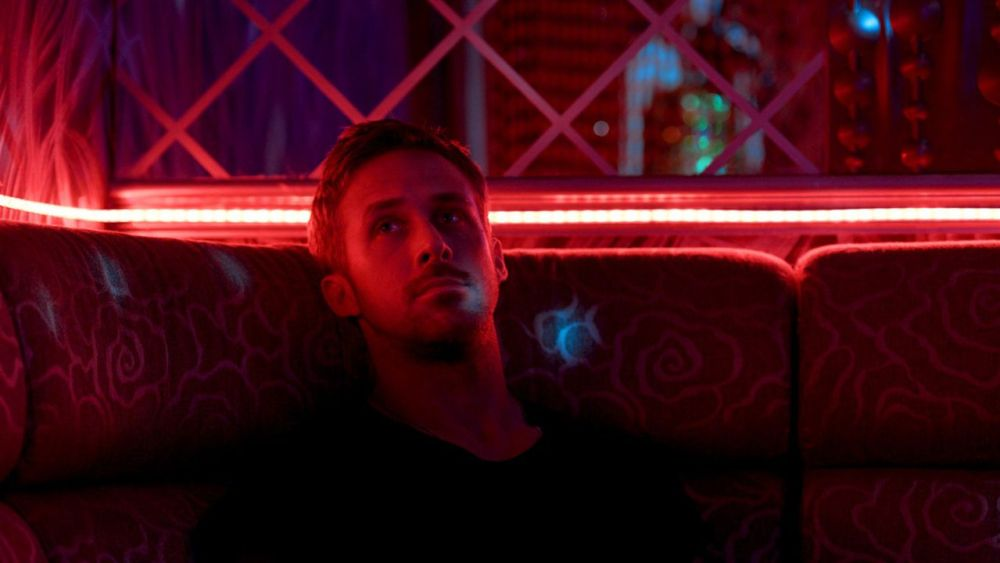 Julian in Only God Forgives
