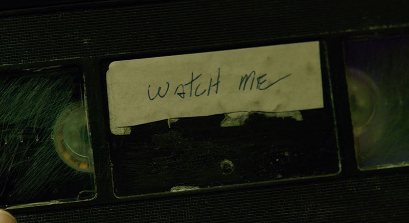 The Ring VHS watch me