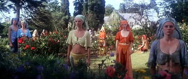Eterni nel giardino Zardoz