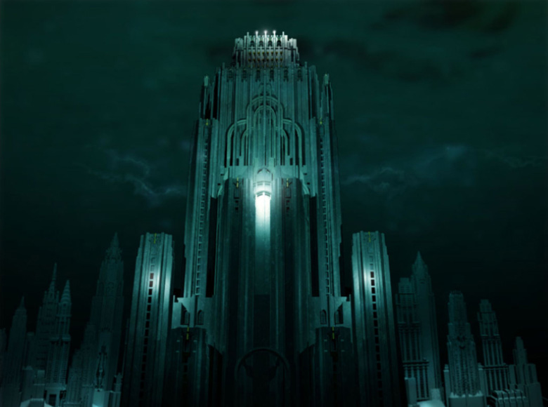 BioShock città di Rapture nel film