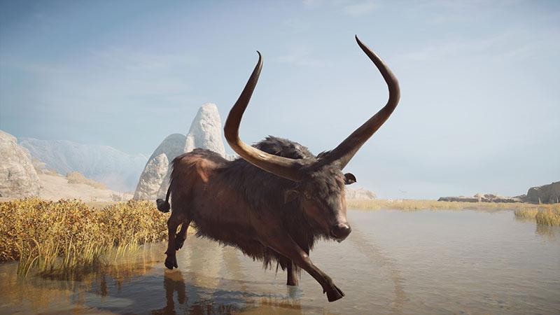 Kretan Bull toro Assassin's Creed