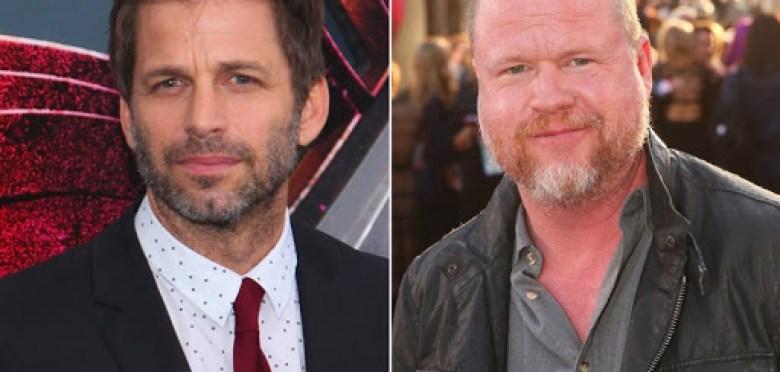Whedon e Snyder registi