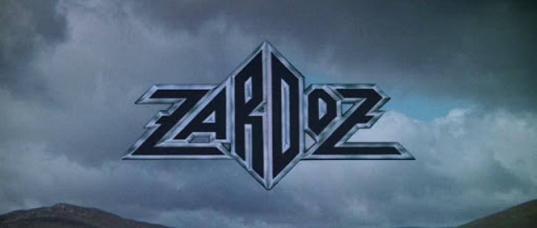 Zardoz logo del film
