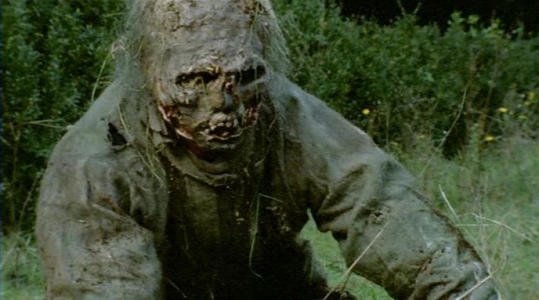 Zombie Etrusco Notti del terrore Burial Ground