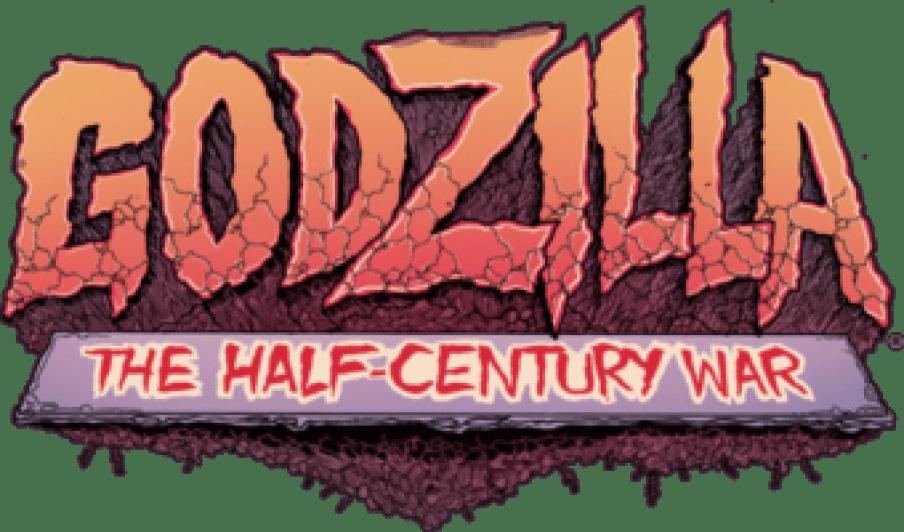 Godzilla La Guerra dei 50 Anni Logo
