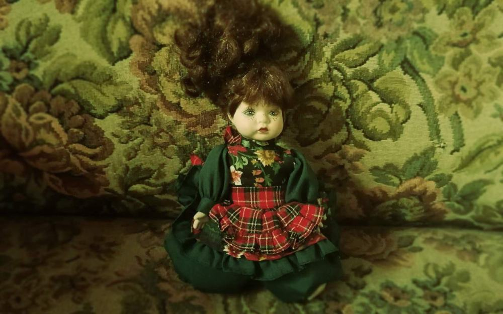 Pediofobia bambola paurosa Monster Movie