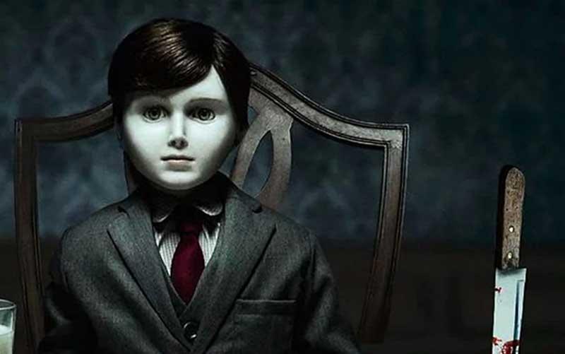 Brahms The Boy bambolotto
