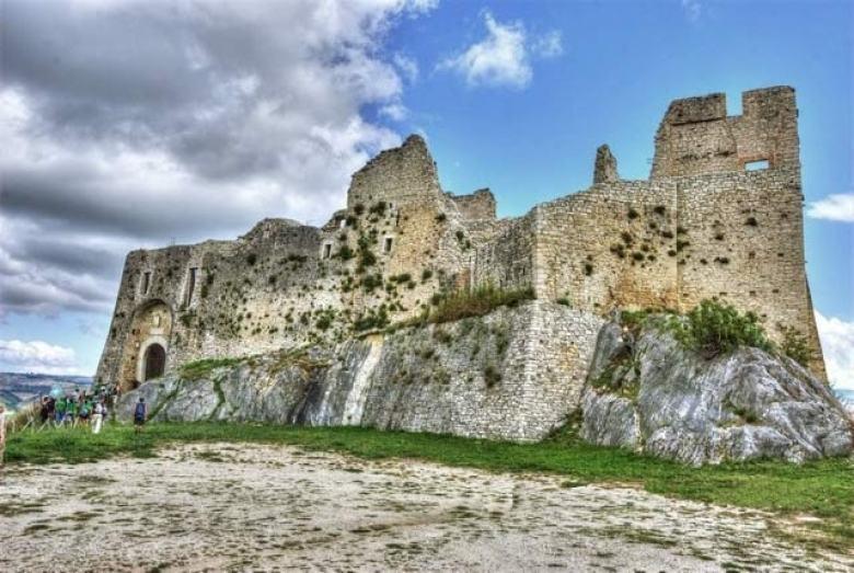Castello d'Evoli Molise Fata