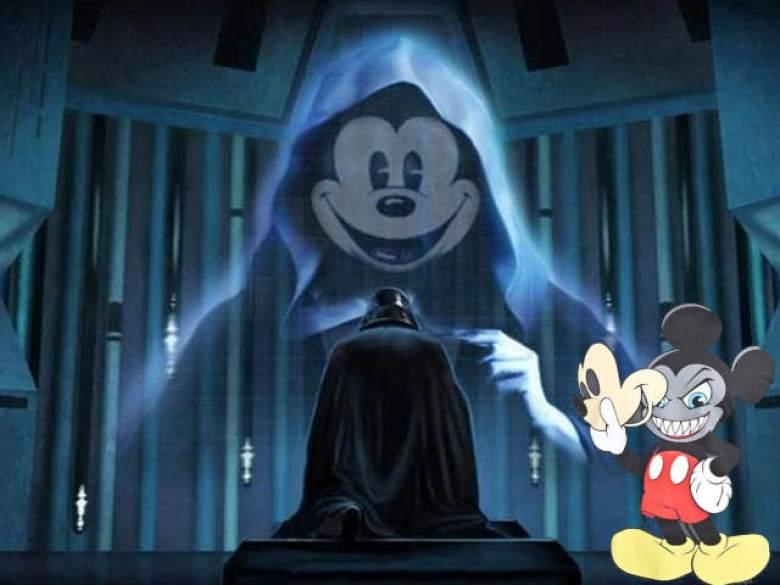 Complotti Disney con Topolino