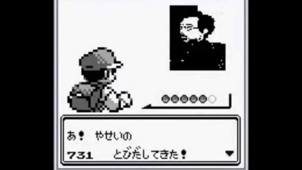 Shiro Ishii Pokémon 731