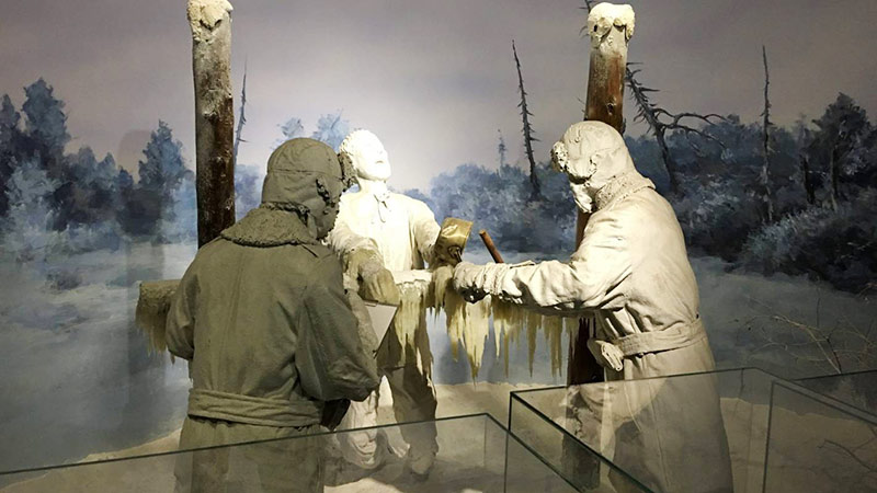 Museo Unità 731 cina