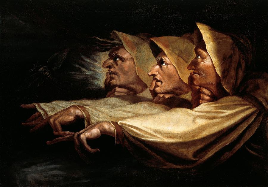 Tre Majare streghe di Sicilia