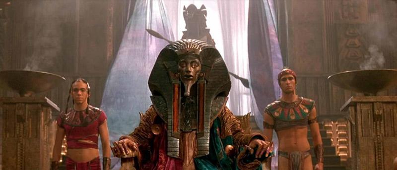 Ra film Stargate dio egizio