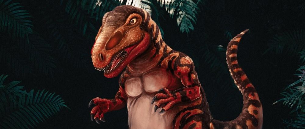 Herrerasauro Jp Chronicle