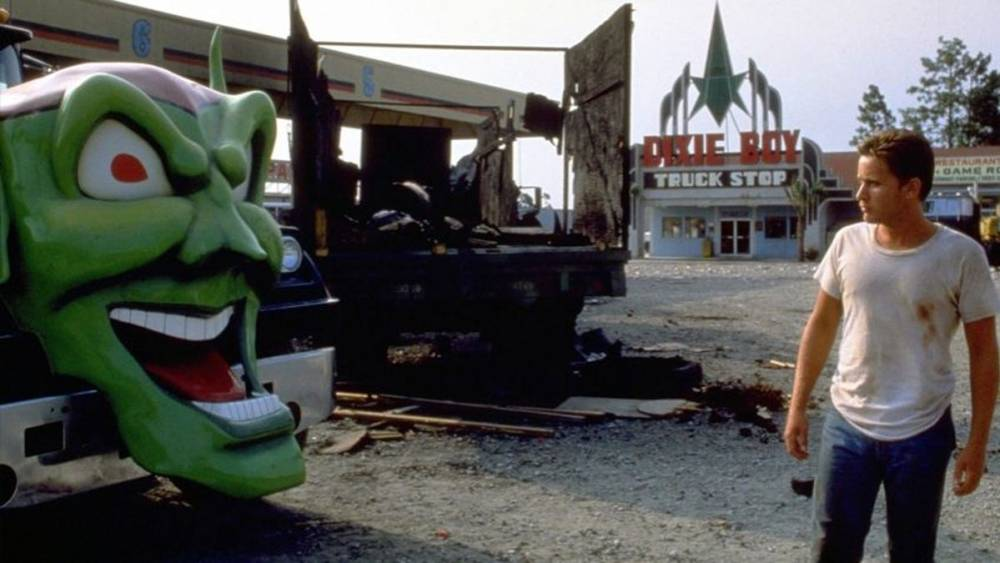 Camion Green Goblin Maximum Overdrive