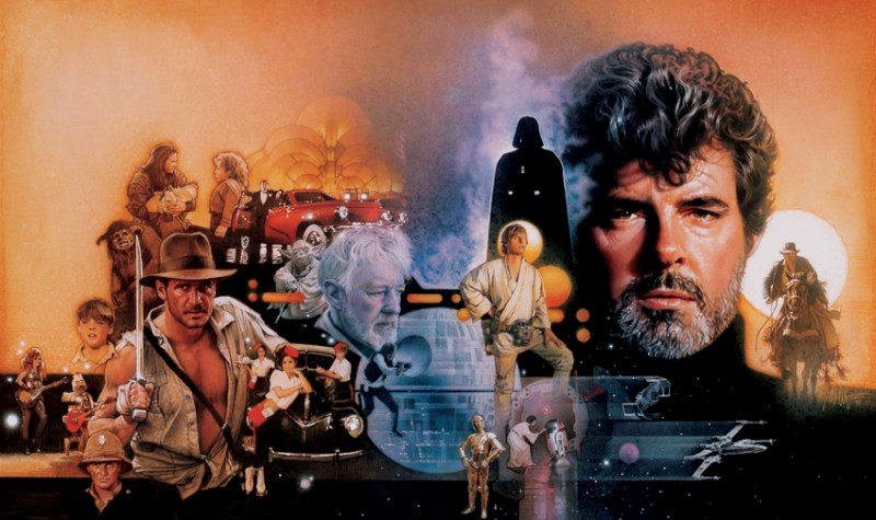 George Lucas Guerre stellari e saga Indiana Jones