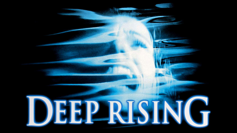 Deep Rising poster del film