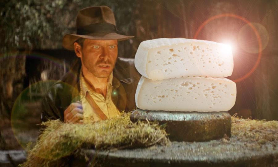 Indiana Jones e la formagella perduta
