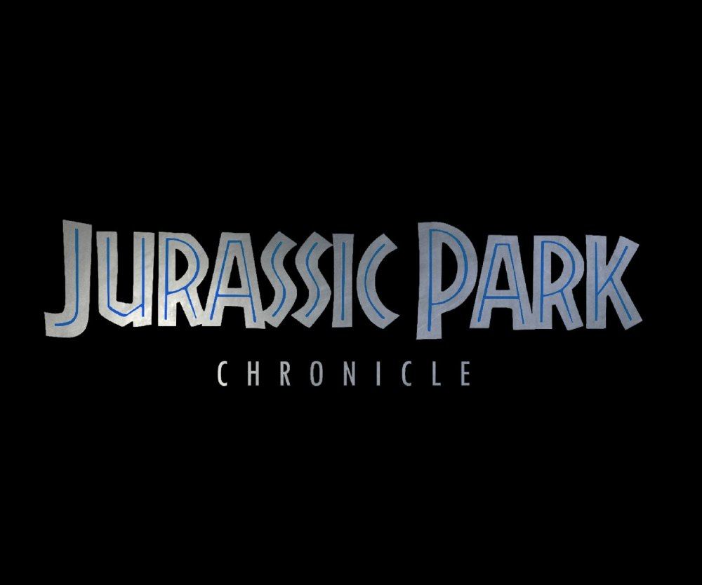 Jurassic Park Chronicle fanmande short logo