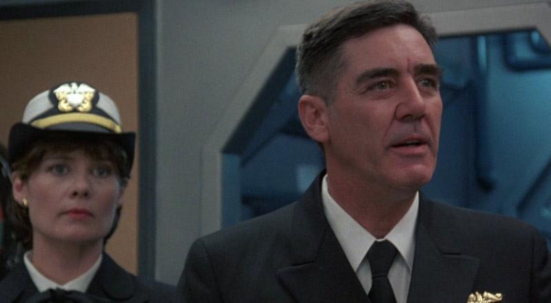 Sergente Hartman La cosa degli abissi