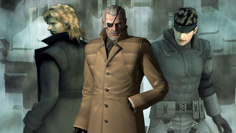 Personaggi Snake di Metal Gear