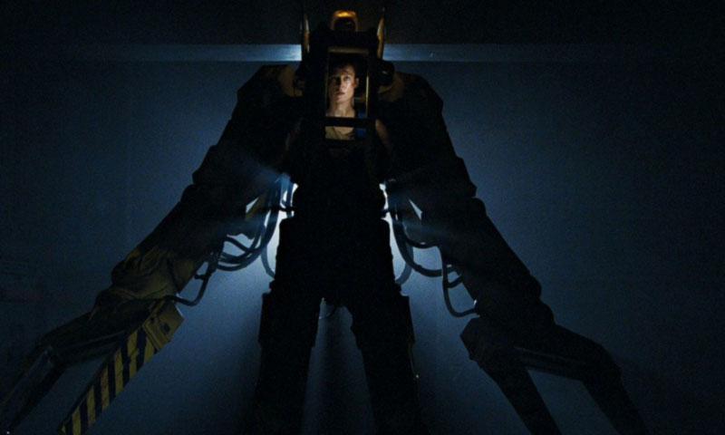 Ellen Ripley camminatore Aliens