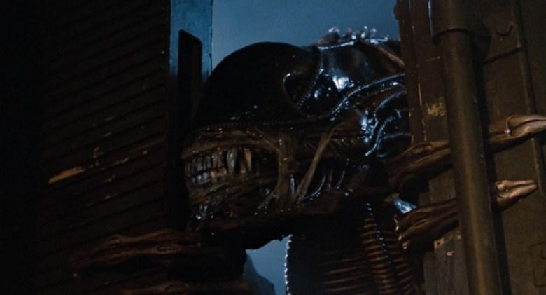 Aliens Warrior xenomorfo 1986