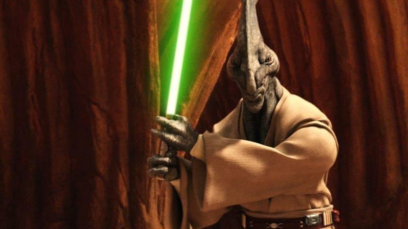 Coleman Trebor maestro Jedi