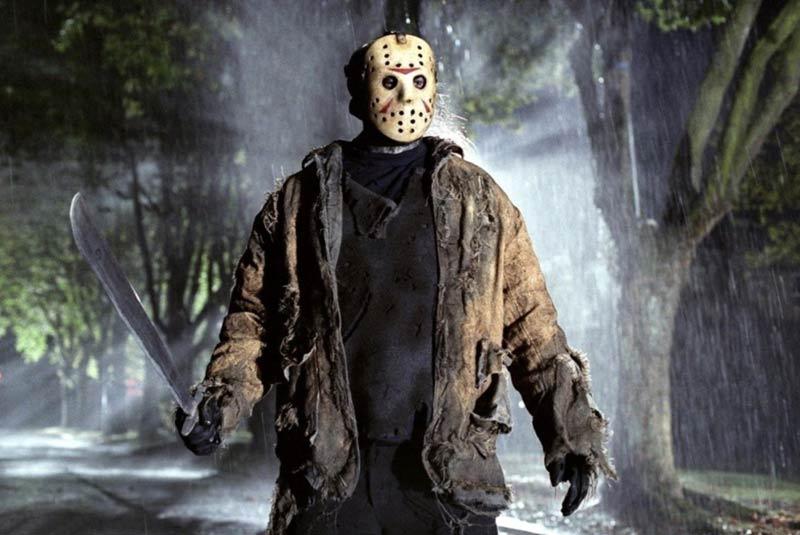 Jason Venerdì 13 machete