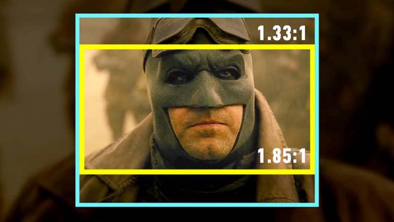 justice league batman formato