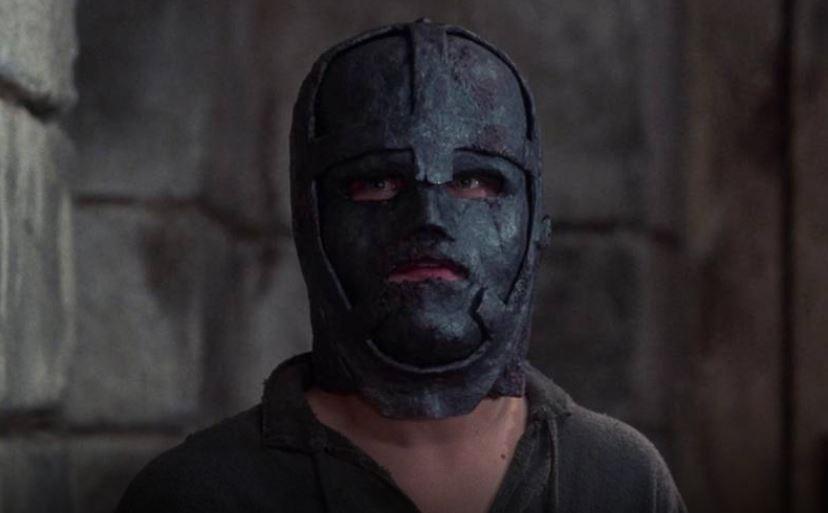 Maschera di ferro filippo mascherato